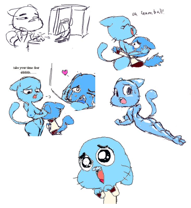 naked of world gumball amazing Steven universe tiny floating whale