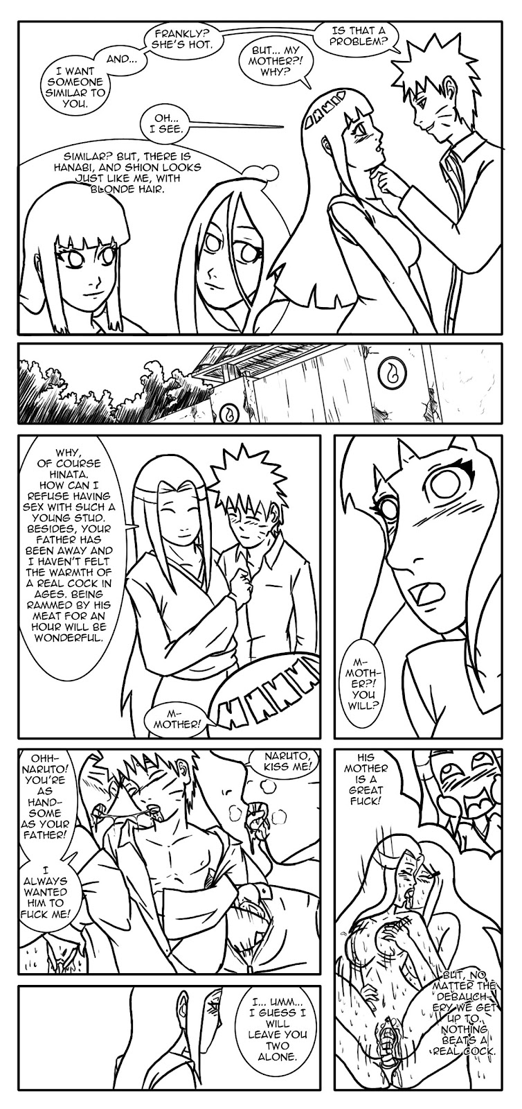 fanfiction naruto married and naruko Mlp apple bloom and tender taps