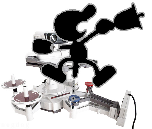 mr game and watch octopus How old is jules from fortnite