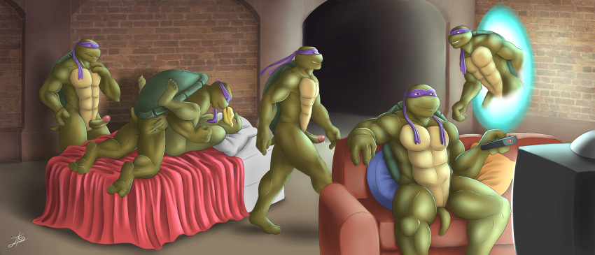 picture turtle ninja of donatello Huniepop what to do with panties