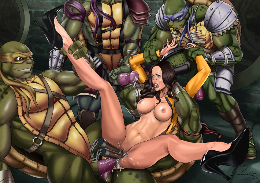 ninja of donatello picture turtle Fallout 4 where to get curie