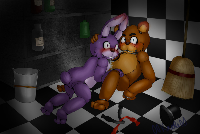 bonnie nights of freddy's five at pictures Breath of the wild moblin location