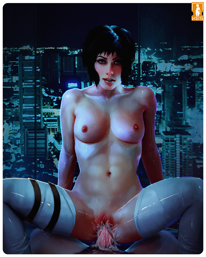 ghost nudes shell the in Witcher 3 where is ciri