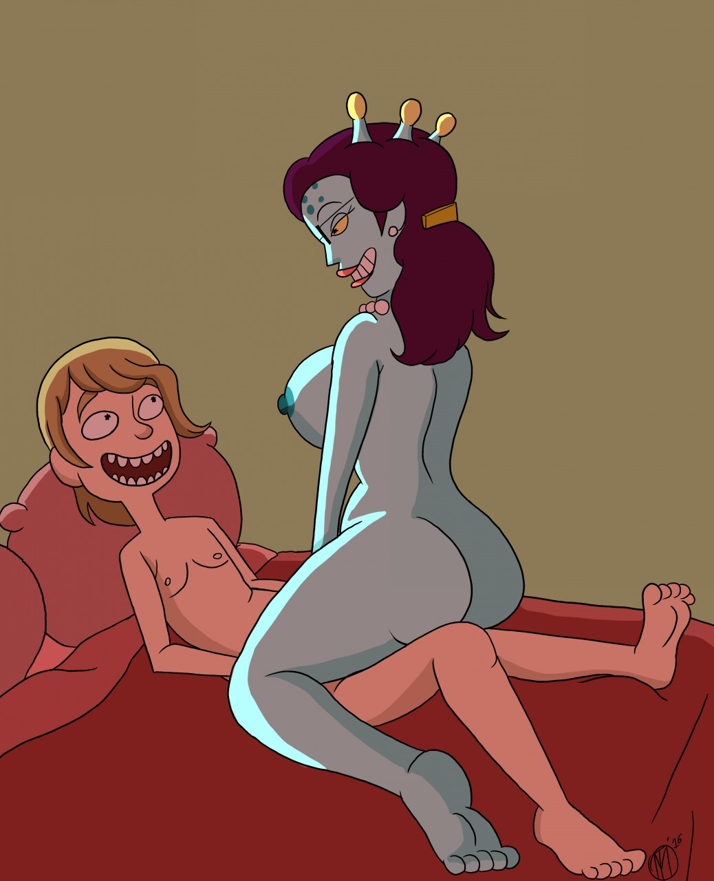 incest and porn rick morty Spooky's house of jumpscares hospital