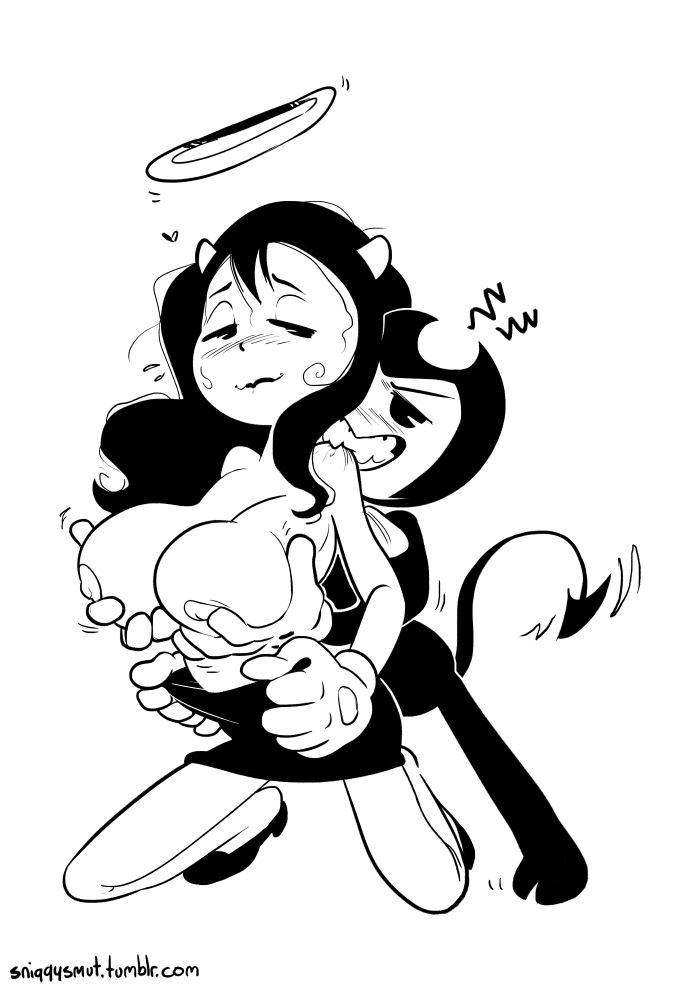 the and machine ink the bendy alice angel Ace trainer x and y